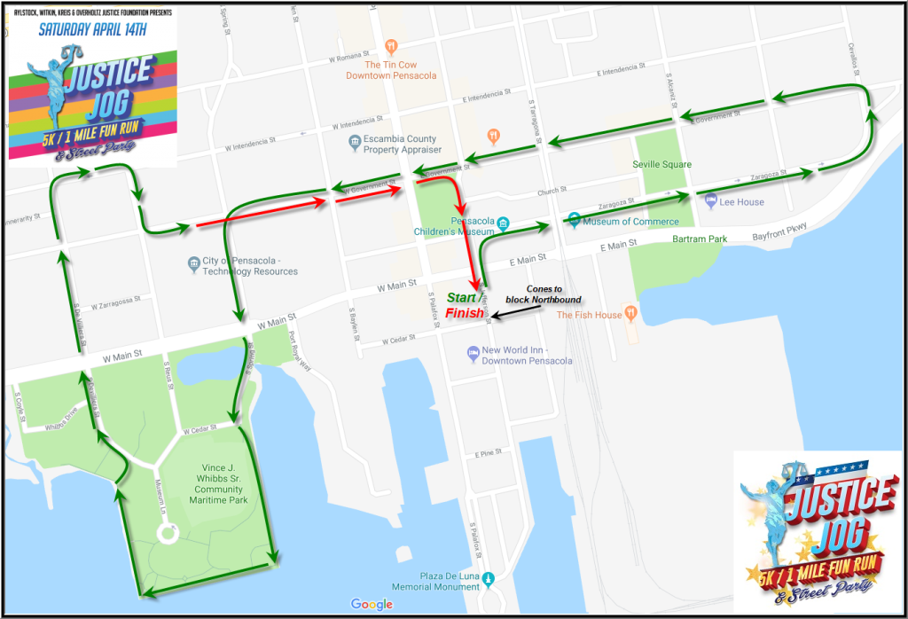 2018 New Route Map
