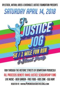 Justice Jog 2018
