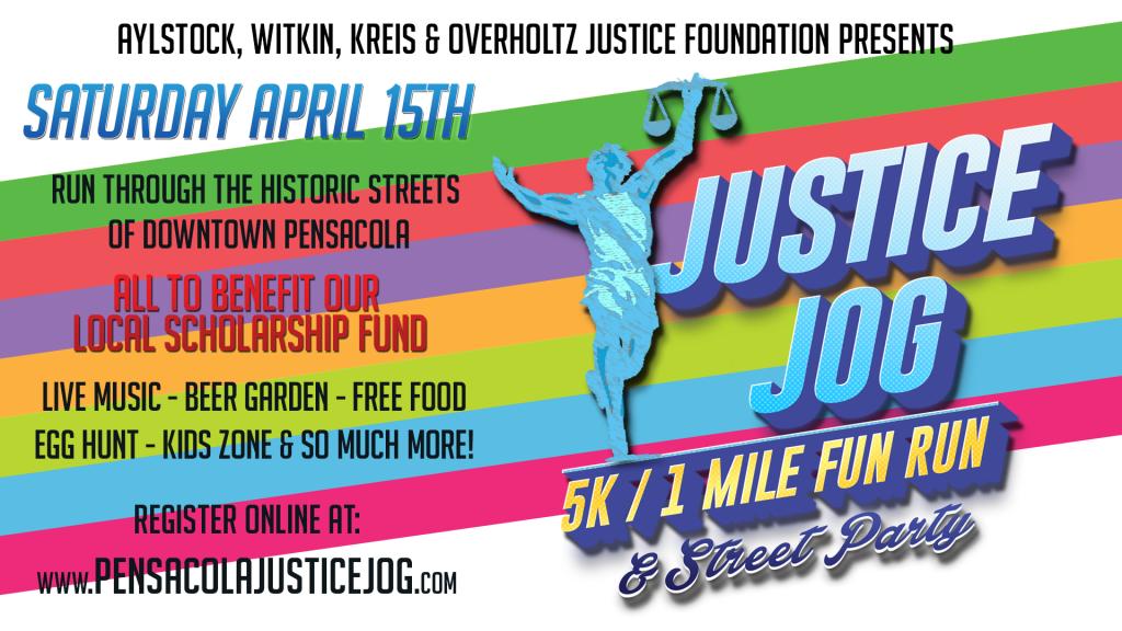 justice jog 2017