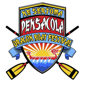Dragon race logo